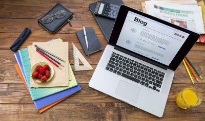 Start en blog kursus